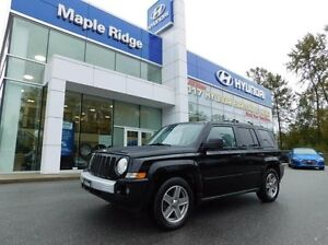 2007 Jeep Patriot Limited 4dr 4x4