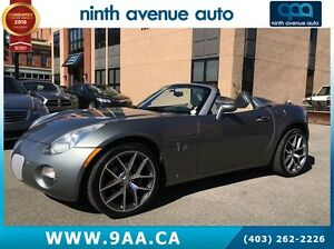 2006 Pontiac Solstice Convertible, Alloys, Low KM! PRICE REDUCED
