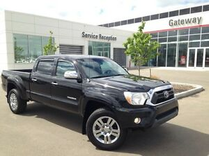 2013 Toyota Tacoma Limited V6 Double Cab - Only 59K! Fully Loade