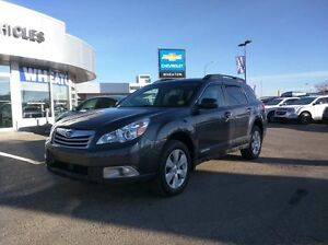 2012 Subaru Outback 2.5i Convenience Package 4dr All-wheel Drive