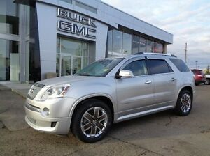 2012 GMC Acadia Denali - AWD! Nav, Leather, DVD, Sunroof