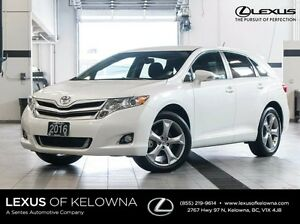 2016 Toyota Venza AWD with Bluetooth