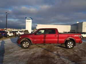 2014 Ford F-150 FX4, LEATHER, HEATED/COOLED SEATS