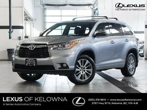 2015 Toyota Highlander AWD XLE with Navigation