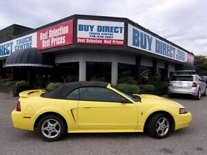 2003 Ford Mustang Base 2dr Convertible