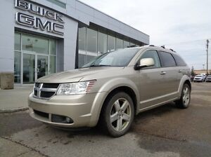 2009 Dodge Journey R/T - AWD! Leather, Sunroof, DVD,