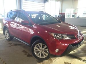 2014 Toyota Rav4 Limited AWD, Heated Seats, Sunroof, Navi,