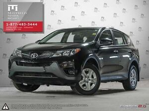 2013 Toyota Rav4 LE standard package All-wheel Drive (AWD)