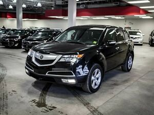 2012 Acura MDX Technology Package, AWD, Navigation, Leather, Hea