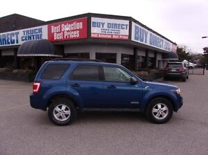 2008 Ford Escape XLT 4dr 4x4