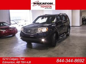 2013 Honda Pilot EX-L, Remote Starter, Running Boards, Leather,