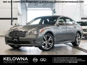 2013 Infiniti M37x Premium, Deluxe Touring, and Technology