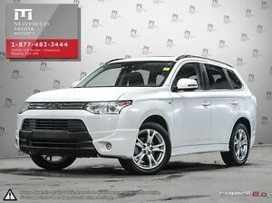 2014 Mitsubishi Outlander GT All-wheel Drive (AWD)