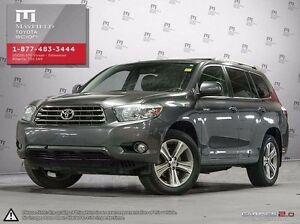2009 Toyota Highlander V6 Sport Four-wheel Drive