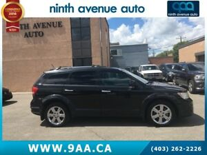 2012 Dodge Journey R/T AWD,3.6, Leather, Nav, DVD