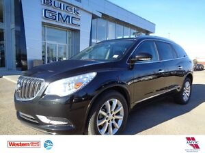 2013 Buick Enclave AWD Premium Luxury CUV - Black on Black