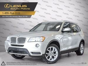 2013 BMW X3 X3 xDrive28i All-wheel Drive (AWD)