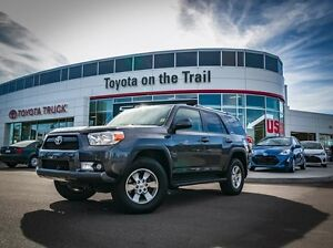 2012 Toyota 4Runner SR5 Upgrade, Leather, Heated Seats, Back Up