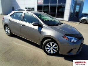 2014 Toyota Corolla LE with heated seats / back up camera $121 B