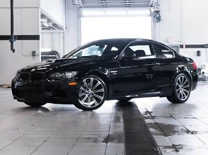 2011 BMW M3 Executive package
