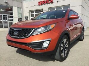 2012 Kia Sportage SX 4dr All-wheel Drive