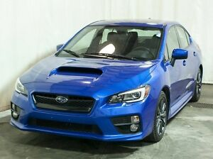 2015 Subaru WRX Sport-tech Package AWD Sedan w/ Manual Transmiss