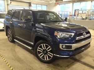 2016 Toyota 4Runner Limited 7 Pass. Navi, Heated and Cooled Seat
