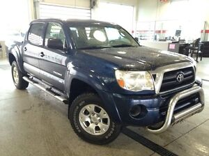 2006 Toyota Tacoma V6 4x4 DCab - Tonneau Cover, Air Conditioning