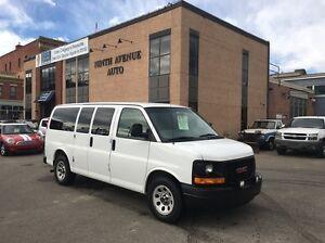 2012 Chevrolet Express 1500 LS All-wheel Drive Passenger Van