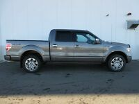 2013 Ford F-150 Platinum $324 BiWeekly ROUSH SUPERCHARGED!