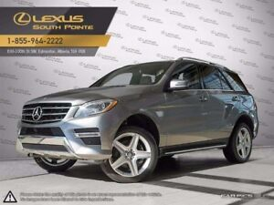 2014 Mercedes-Benz M-Class ML 350 BlueTEC Diesel 4MATIC
