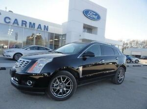 2015 Cadillac SRX Premium Sunroof Front / Rear heated seats navi