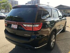 2015 Dodge Durango Limited | AWD | Leather | RearView Camera |