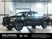 2016 Nissan Titan XD Crew Cab Pro-4X with Luxury Package