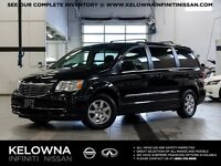 2012 Chrysler Town & Country Touring Front-wheel Drive Passe