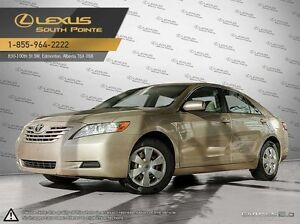 2007 Toyota Camry LE 4-cylinder standard package