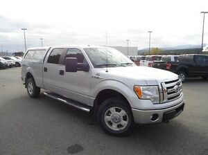 2012 Ford F-150 XLT SuperCrew 4x4 157 in. WB
