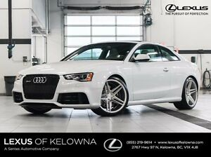 2014 Audi RS 5 AWD with Navigation & Titanium Packages