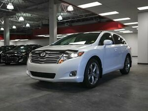 2011 Toyota Venza Premium, V6, Remote Starter, Leather, Heated S