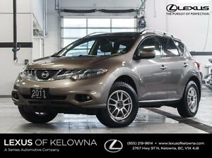 2011 Nissan Murano AWD LE with Panoramic Roof