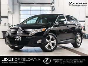 2009 Toyota Venza AWD with Navigation & JBL Audio