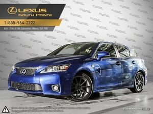 2013 Lexus CT 200h Technology package