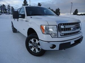 2014 Ford F-150 XLT 4x4 Supercrew w/ XTR Package - Ecoboost!
