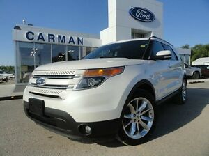 2013 Ford Explorer Limited Nav Leather