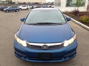 2012 Honda Civic EX - Power Sunroof, Bluetooth
