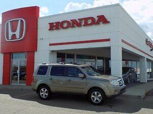 2011 Honda Pilot EX-L 4dr 4x4