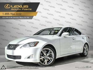 2010 Lexus IS 350 Luxury with navigation package Rear-wheel Driv