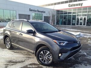 2016 Toyota RAV4 HYBRID XLE 4dr All-wheel Drive