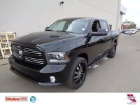 2014 Ram 1500 Sport - 4x4! Leather, Nav
