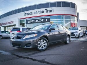2010 Toyota Camry LE, Remote Starter, Leather, Sunroof, Alloy Ri